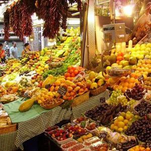Рынки Тынды