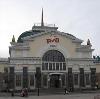 Железнодорожные вокзалы в Тынде