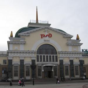 Железнодорожные вокзалы Тынды